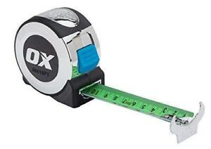OX Tape Measures|ALL SIZES|FAST DISPATCH| PRO,TRADE, METRIC, DUAL, AUTO