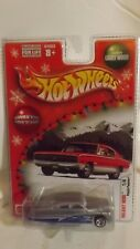 2004 Hotwheels Purple Passion Holiday Rods 1/4 Silver & Blue