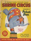 POLACK BROS. SHRINE CIRCUS 1954 PROGRAM, L.A. SHRINE AUDITORIUM #19354