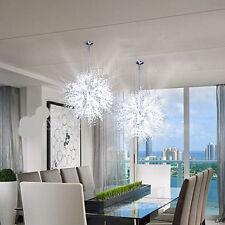 Modern Dandelion Shape Fireworks Ceiling Light Home Bar Pendant Lamp Chandelier