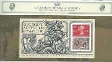 George V (1910-1936) British Stamp Presentation Packs