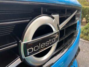 135mm POLESTAR Volvo Grill Badge Emblem Decal XC60, 2015+ S60, V60
