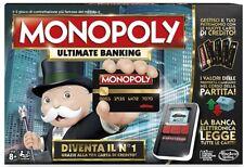 GIOCO DA TAVOLO MONOPOLY ULTIMATE BANKING - HASBRO