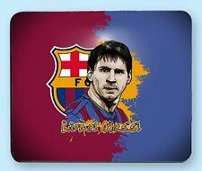 Messi Barcelona Mouse Pad