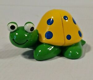 Turtle Holder Stand Magnetic Note Recipe Card Photo Cute