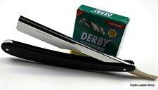 Rasiermesser + 100 Derby Rasierklingen Rasierer Jilet blade Mann Razor Rasur