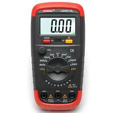 UA6013L Auto Range Digital Capacitor Capacitance Tester Meter with box nuevo