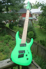 Legator Ninja 7 String Guitar, Multi-octave, Fan Fret