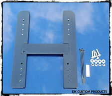 Tour-Pak Relocator - Relocation Kit for Harley Touring & Trike Models 14-Up