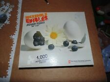 1986 DaisyBerries Jigsaw Puzzle Avalon Hill Game Complete Incredible Edibles