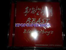 Brave Brothers B2ST Beast Lee Ki Kwang Break Up CD Great Digital Promo Single