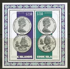 Cook Islands   1974   Scott # 407a    Mint Never Hinged Souvenir Sheet