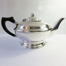 Vintage Perfection Silverplate 6 Cup Teapot, Bakelite Handle