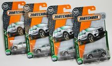 MAZDA CX-5 * LOT OF 4 * 2018 MATCHBOX * SILVER SUV '18 MBX ROAD TRIP CX5
