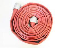 Angus Red Chief 600 50' Foot 2-1/2� Attack Fire Hose with 3� Action Coupling