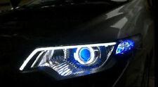 1 x Flexible Audi Style Neon White Tube DRL LIGHT FOR CARS / BIKES - 30 CM