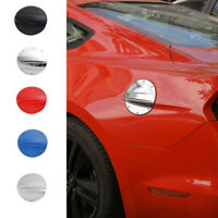 Fuel Tank Cover Gas Lid Filler Cap Trim Exterior Part For Ford Mustang 2015-2017
