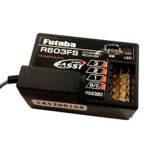 Futaba FUTR603FS R603fs 2.4ghz Fast 3ch Receiver 3pk 4pk 3pm