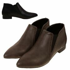 Dolcis Block Synthetic Leather Casual Shoes for Women