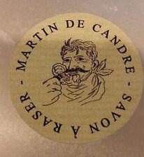 Martin de Candre Fougere shaving soap sample 15g 1/2oz Savon a Raser