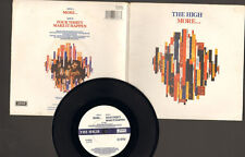 "The HIGH MORE...7"" Single EP 3 track Four Thirty Make It Happen MARTIN HANNETT"