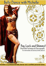 Pop Lock & Shimmy! with Michelle - Isolation and Layered Shimmies Instructional