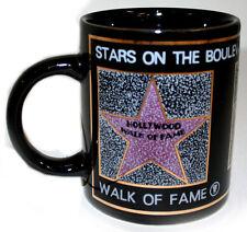 Walk of Fame Black Star Icons Mug - 3649