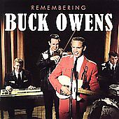 BUCK OWENS - Remembering (country) CD