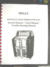 Mills Constellation Models 950 & 951