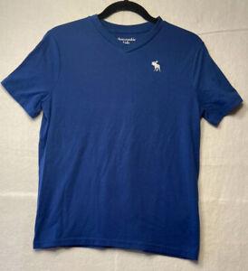 Abercrombie Kids Shirt Blue,  Size 15/16