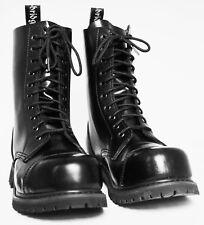 10 Loch Army Boots Kampfstiefel BW Stiefel Springerstiefel 41 42 43 44 45 46 47