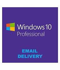 Microsoft Windows 10 Professional 32/64-bit Product Key