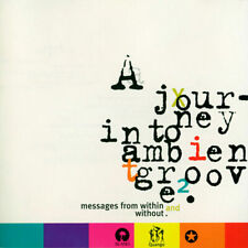 Various Artists : Journey Into Ambient Groove 2 CD