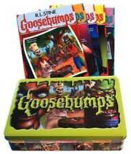 Goosebumps Retro Scream Collection: Limited Edition Tin [New Book] Ltd Ed, Pap