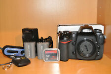 Nikon D300s DSLR Digital Camera Body w/ Accessories, Looks Great, Price Reduced