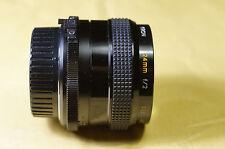 Magnífico y buscado Kiron 24mm f2. Montura MD. Para Sony A7 con adaptador.