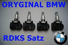 4x BMW OEM Luftdrucksensor RDKS 1er F30 F31 F20 F21 3 4er X1 X5 X6 - 36106856209