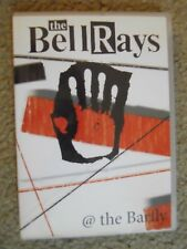 BELLRAYS ~ AT THE BARFLY, LONDON ~ DVD / NM ~ MC5, STOOGES