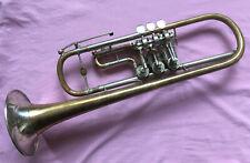 B&S Konzerttrompete vom Instrumentenbauer generalüberholt Markneukirchen/Kling.