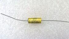 CONDENSATEUR AXIAL - 22µF - 63V -  -55 +125°- PRORELSIC125 - SIC SAFCO