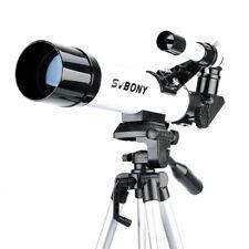 Sv25 Space Monocular Astronomy Refractor Telescope With Aluminum Tripod Hot