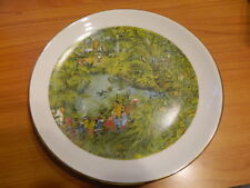 Garfield Park Conservatory Franklin McMahon Chicago City Collection Plate 1979
