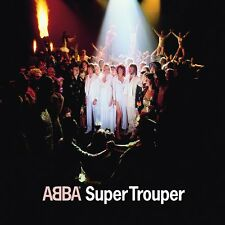 ABBA SUPER TROUPER CD POP DISCO NEW