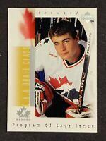 1996-97 Upper Deck Patrick Marleau Rookie RC #384 NM Free Shipping!
