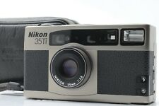 【Excellent++++】Nikon 35Ti  35mm Point & Shoot Film Camera w/ Case from Japan