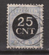 P63 Port nr 63 gestempeld used NVPH Netherlands Nederland Pays Bas due portzegel