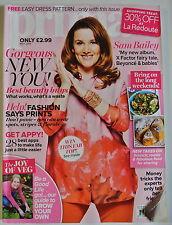 Prima Magazine May 2014. Sam Bailey `My new album, X-Factor fairy tale, Beyonce`