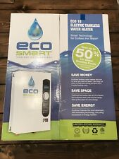 Ecosmart Eco 18 Tankless Water Heater.