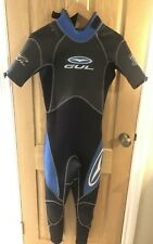 Gul viper full length short sleeve wetsuit - size small