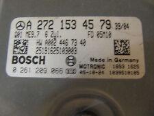 MERCEDES BENZ C280 SLK E280 ECU ENGINE COMPUTER CONTROL MODULE A2721534579 OEM